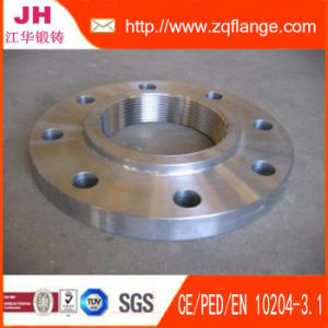 Transparent Paint Carbon Steel C22.8 DIN2502 Pn16 Plat Flange pictures & photos