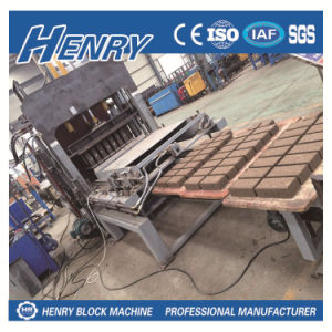 Qt5-15 Full Autoamtic Cement Block Making Machine Price, Henry Industrial Brick Forming Machine pictures & photos