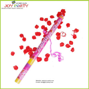 Party Poppers with Rose Petal Inside for Wedding pictures & photos