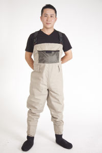 Breathable Neoprene Chest Waders for Fishing
