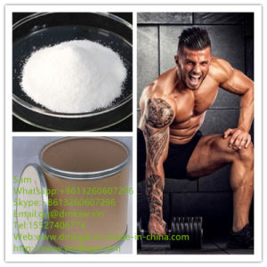 Factory Supply Mebolazine Steroids Powders Muscle Building CAS3625-07-8 pictures & photos