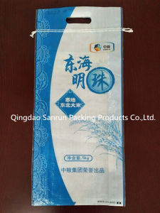 Plastic Woven Bag Used for Rice Flour Seed pictures & photos