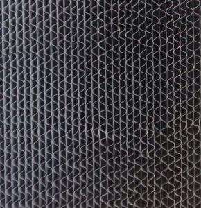 Manufactory Metal Honeycomb Catalyst Substrate for Industrial Exhaust Gas Purification pictures & photos
