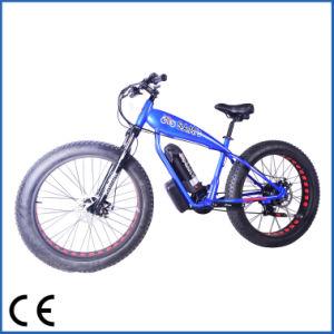 Fat Tire 500W Mountain Electric Bike Okm-158