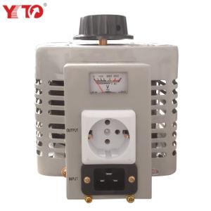 Tdgc2 Series Contact Voltage Regulator/Variable Transformer 1phase, Tdgc2-0.5/1/2/3/5/7/10/15/20/30/40kVA
