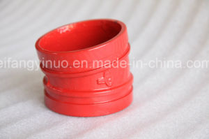 Ductile Iron Pipe Fitting Grooved 11.25 Degree Elbow UL/FM Approval pictures & photos