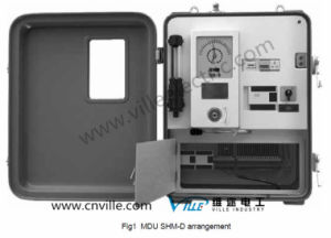 Shm-D Digital Control Motor Drive Unit of on-Load Tap Changer pictures & photos