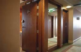 2.0 Hours Wooden Fire Door with Bm Trada Certified pictures & photos