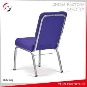 Fresh Blue Color Silver Base Templar Chair (JC-102) pictures & photos