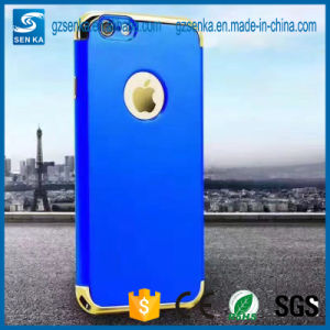 Hard PC Coated Electroplating Bumper Case for Samsung C9 PRO pictures & photos