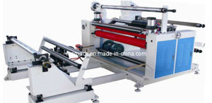 Multifunctional Adhesive Tape/Foam Tape Laminating and Slitting Machine pictures & photos