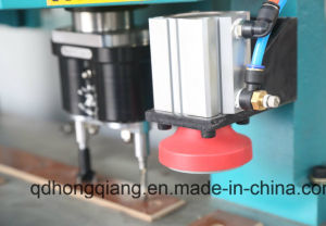 Double Head Door Lock Mortising Machine/Wood Drilling Machine pictures & photos