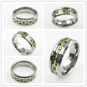 Hot Selling Tungsten Ring Jewelry (RWCH0007)