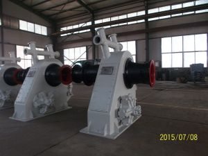 Marine Hydraulic Horn Fishing Vessel Winches (BTW1-SD) pictures & photos