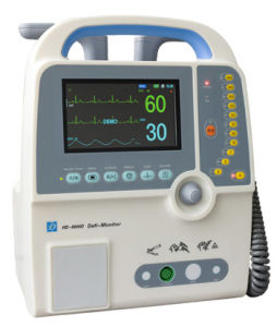 Monophasic Defibrillator Monitor (MCS-HD-9000D) pictures & photos