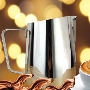 New Design Milk Jug/Milk Pitcher/Stainless Steel Latte Milk Cup with High Quality