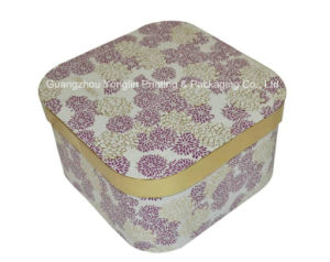 Custom Cosmetic Rigid Paper Gift Box (YL-LB02)