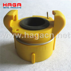 Nylon Plastic PP Sandblast Coupling Female Adapter pictures & photos