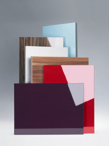 16mm UV MDF for Kitchen and Wardrobe pictures & photos