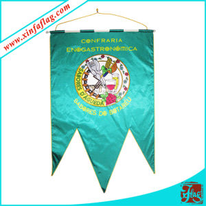 Customized Design Pennant Banners with Both Sides pictures & photos