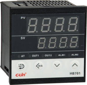 Intelligent Temperature Controllers Hb701 Series 72x72x64mm pictures & photos