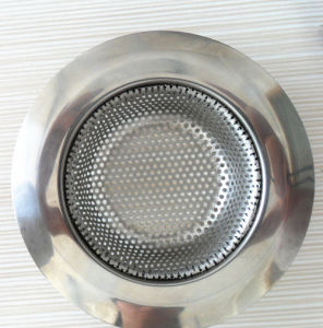 Stainless Steel Punching Hole Floor Drain (YC057)