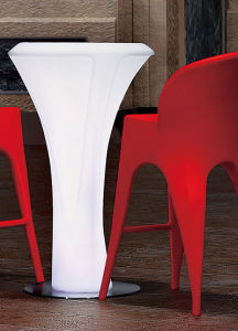 Glowing Patio Outdoor Furniture LED Lighting Bar Highboys Table pictures & photos