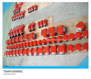 Long Sweep Forged Alloy Steel Pipe Fittings pictures & photos