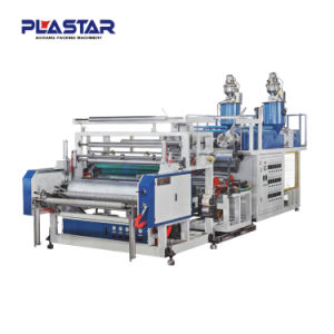 New Design Complete Single Layer Stretch Film Machine pictures & photos