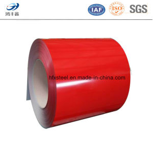 Prepainted Color Coated Steel Coil PPGI pictures & photos