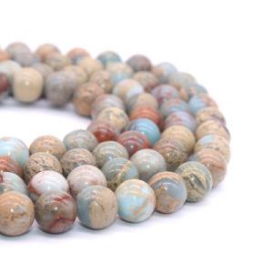Szie 6 8 10 12 mm Healing Stone Shoushan Stone Wholesale Natual Starlight Gemstone pictures & photos