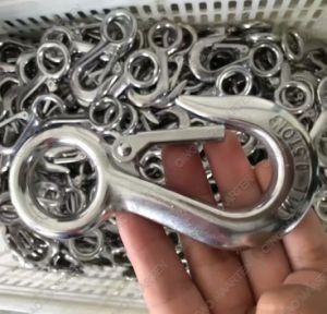 Forged Us Type 323 Eye Grab Hook pictures & photos