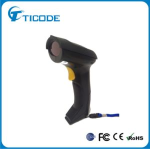 Laser Wired Handheld Barcode Scanner Black or White (TS2215)