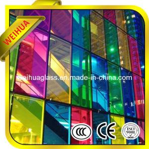 3mm-12mm Dark Blue, Dark Green, Grey, Bronze Reflective Glass pictures & photos