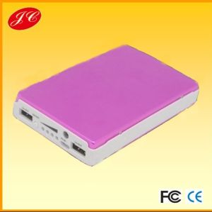 4400mAh External Mobile Power Bank, Portable Power