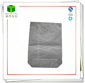 Square Bottom 25kg Kraft Paper Bag for Lysine pictures & photos