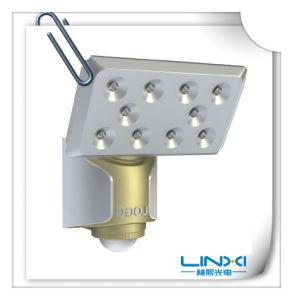12W LED Sensor Light for Outdoor Use