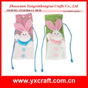 Easter Decoration (ZY14C864-1-2) Easter Wine Bag Decoration Easter Duck Toy pictures & photos