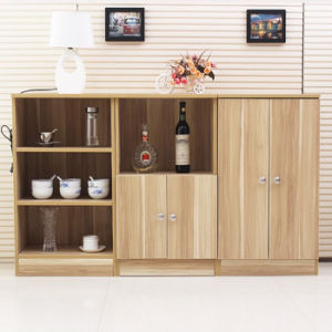 Dining Room Furniture Melmaine Chipboard Sideboard Cabinet pictures & photos