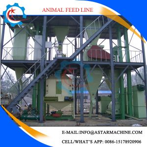 Poultry Aquatic Feed Production Line Manufacture pictures & photos