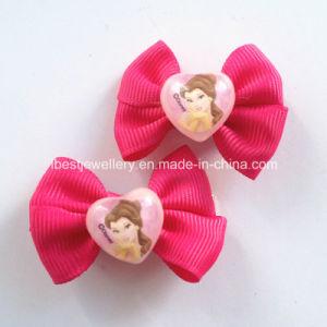 Hair Accessories for Kids -Plastic Heart Princess Hair Clips Set