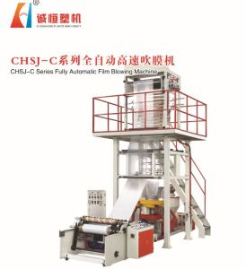 Fully Automatic High Speed Film Blowing Machine Chsj-C (Factory) pictures & photos