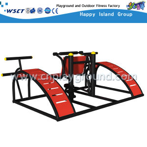 Fully Galvanized Outdoor Fitness Machine Combination Abdomal Exercise Set (M11-04004) pictures & photos
