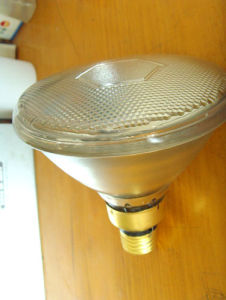 PAR38 Br38 Infrared Heat Lamp (75W/120W/150W/100W) pictures & photos