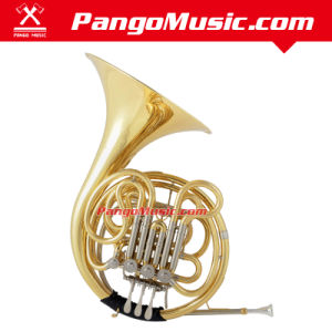 Bb Tone Cupronickel Double French Horn (Pango PMFH-2400) pictures & photos