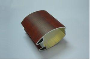Aluminum Extrusion/Wood Coating Profile