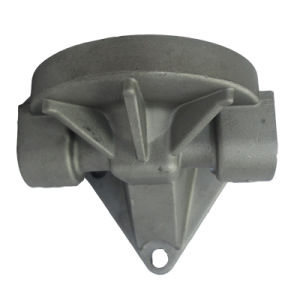 Qingdao Gravity Aluminum Die Casting Part for Filter Base pictures & photos