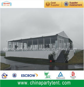 Outdoor Glass Wall Wedding Party Marquee Tent Fot Events