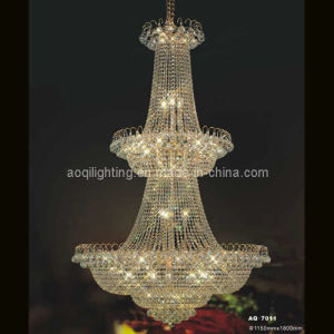 Hotel Project Crystal Chandelier (AQ-7011) pictures & photos