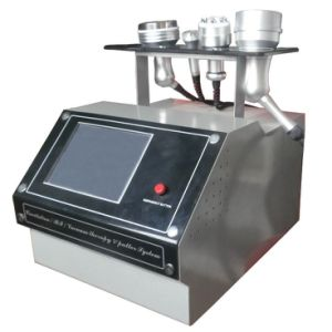 Ultrasonic RF Vacuum Cavitation Machine with Color Touch Screen pictures & photos